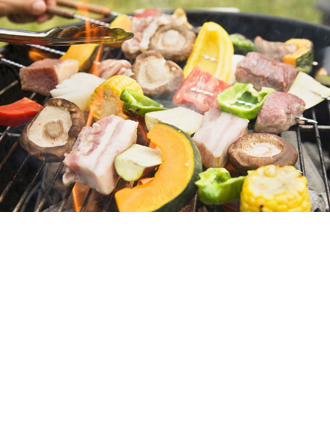IMG:Great U.S. OutdoorFood Culture - BBQ! 家族で仲良くアウトドアBBQ
