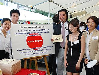IMG:大使夫人が野菜にこめた日米友好レシピ