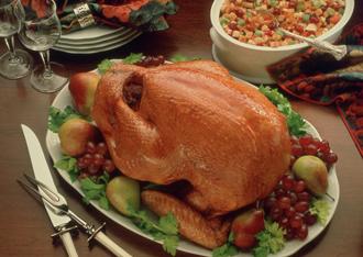 IMG:Thanksgiving 2011 /ローストターキー<