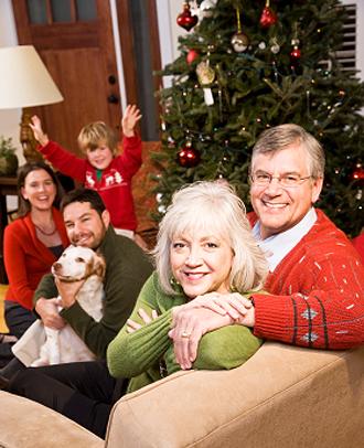 IMG:あらためて家族に感謝したい今年の聖夜/家族