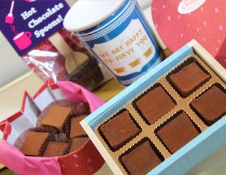 IMG:世界中で愛されるニューヨーク生まれのチョコレート/5th Avenue Chocolatiere
