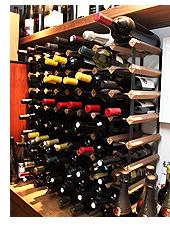 カリフォルニア・ワイン・ガーデン/店内