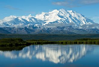 美しきアラスカの夏