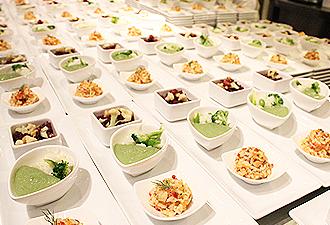 IMG:冷製カレーに感動! カルローズ試食セミナーリポート/カルローズを使用した料理