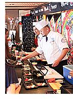 『すし寅』の握り寿司