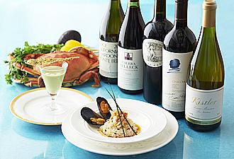 IMG:ホテルオークラ東京/カリフォルニアワイン&料理フェア