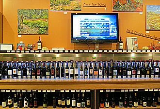 IMG:カリフォルニアの多様なぶどう -パソロブロスのワイン造り