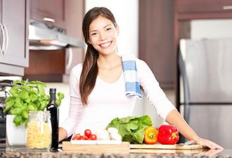 家庭でできる食中毒予防