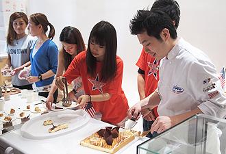 IMG:7月22日はナッツの日!「アメリカン・ナッツ・カフェ」開催!
