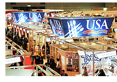 FOODEX JAPAN 2014 USAパビリオン