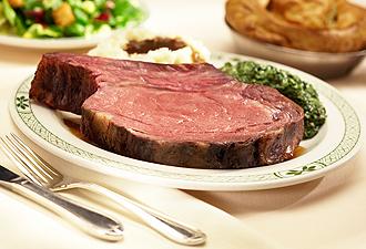 IMG:アメリカンビーフを存分に味わうためにロウリーズ・ザ・プライムリブ東京リニューアルオープン