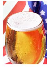 アメリカのクラフトビール(イメージ)