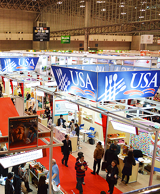 IMG: FOODEX JAPAN2015 アメリカ・パビリオン食べ歩きリポート