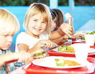IMG: レッツ・ムーヴ アメリカ学校給食の現在(イメージ)
