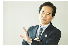 慶応義塾大学医学部化学教室の井上浩義教授