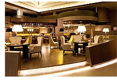 東京マリオットホテル「ラウンジ&ダイニング G」「ペストリー&ベーカリーGGCo.」店内