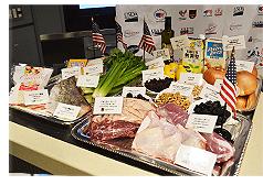 アメリカから日本に輸入されている新鮮で上質な指定使用食材19品目