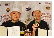 グランプリはMars Liu PengシェフとBin Wangシェフによる『北京チーム』
