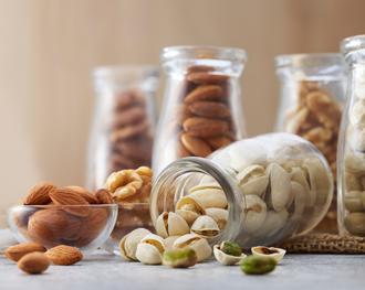 IMG:手軽にエネルギーが補給できる優秀食材 ナッツの魅力に迫る!(ナッツ)