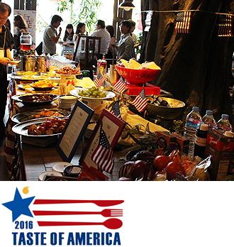 IMG:「食欲の秋、TASTE OF AMERICA 2016 レセプションパーティが華やかに開催!
