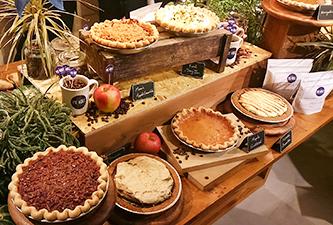 IMG:L.A.のパイとオーガニックコーヒー専門店が日本初上陸!