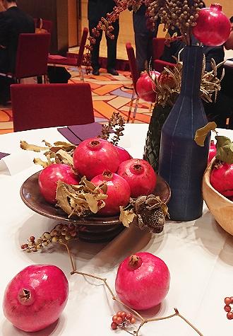 IMG:カリフォルニアざくろは、やっぱり格別。今年も完熟した果実が、日本に到着!