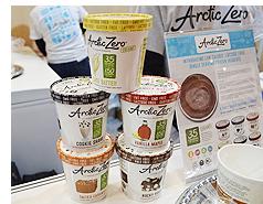 アイスクリーム「Arctic Zero」