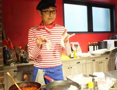 料理研究家のマロンさん