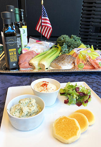 IMG:シニア向けアメリカ食材セミナー