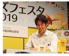 料理家の本田よう一さん