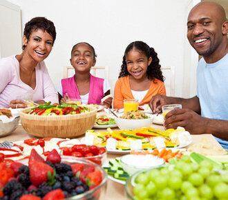 IMG:「ひとくちひとくち、正しく食べよう」アメリカ国民栄養月間2020