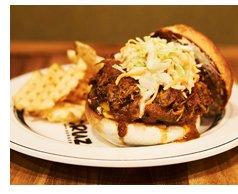 TASTE OF AMERICA 2020 特別メニュー「Spicy Pulled Pork Burgers(スパイシープルドポークバーガー)」