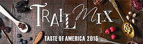 TRAIL MIX TASTE OF AMERICA 2015