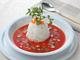 スープカルローズ トマトと赤パプリカのミネストローネ仕立て