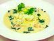 カルローズとシーフードのスープ