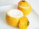 まるごと レモンチーズムース