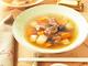 アメリカン・ビーフ 肩ロースと根菜のスープ煮