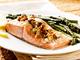 アラスカ産紅鮭のソテー ハニーマスタードソース